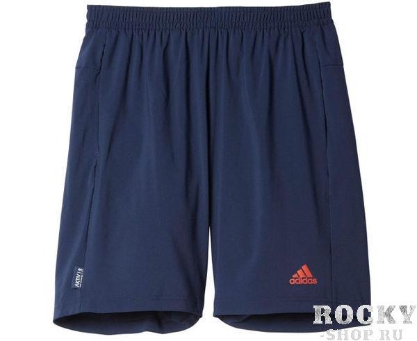 Купить Шорты спортивные Aktiv 7 Shorts темно-синие Adidas (арт. 9153)