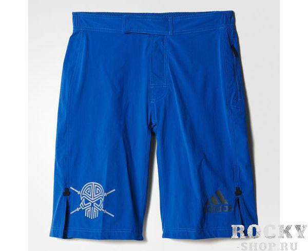 Купить Шорты спортивные S3 Woven Short синие Adidas (арт. 9156)