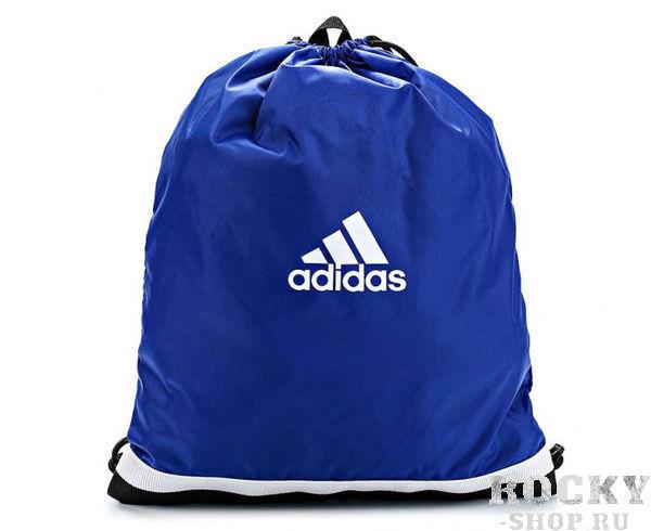 Купить Мешок для обуви Tiro Gym Bag синий Adidas (арт. 9164)