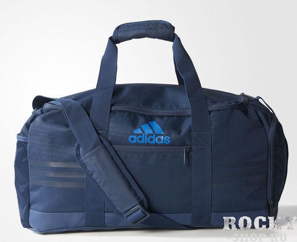 Купить Сумка спортивная 3S Performance Teambag S синяя Adidas (арт. 9167)