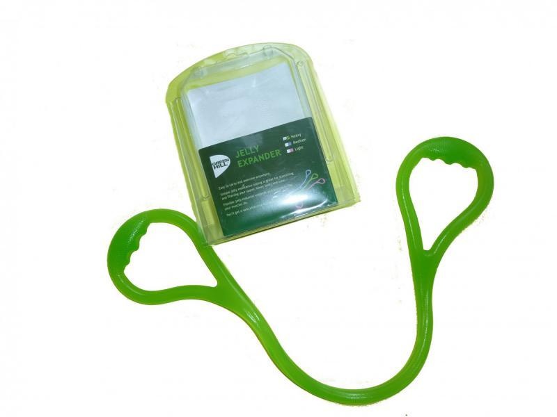 Эспандер гелевый, 70 см Green HillЭспандеры<br>Длина: 70см.<br><br>Размер: средняя жесткость