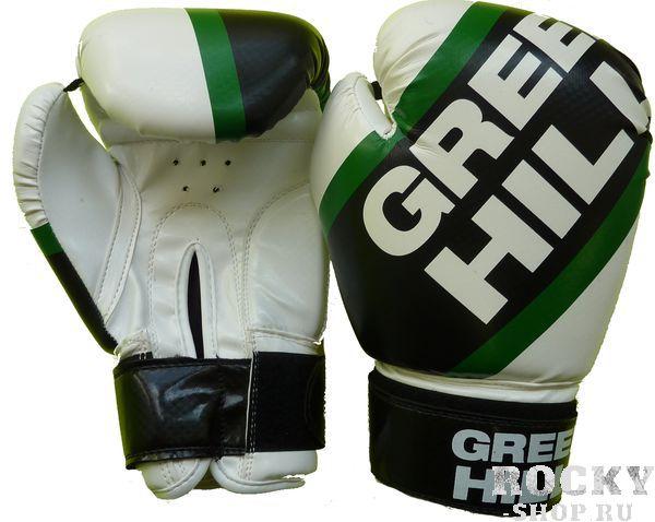 Боксерские перчатки Green Hill PASSION,  12 oz  Green HillБоксерские перчатки<br>Материал: Искусственная кожаПерчатки PASSION Сделаны из кож.зама.Манжет на липучке.Отличная тренировочная модель.<br>