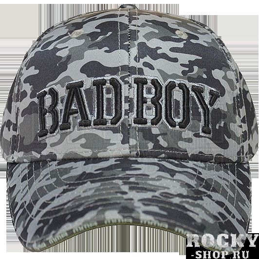 Бейсболка Bad Boy Bad Military light