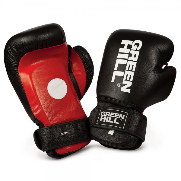 Купить Лапы-перчатки боксерские для тренера Green Hill CM- 5014 (арт. 9280)