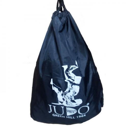 Рюкзак-мешок дзюдо /нейлон/  Green HillСпортивные сумки и рюкзаки<br>Материал: НейлонВиды спорта: ДзюдоУдобный спортивный мешок с заплечными лямками<br><br>Цвет: Черный