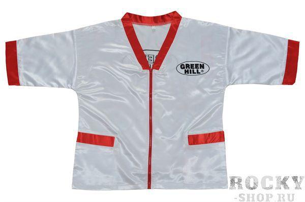 Куртка тренерская, Белый Green Hill (CJ-2130)
