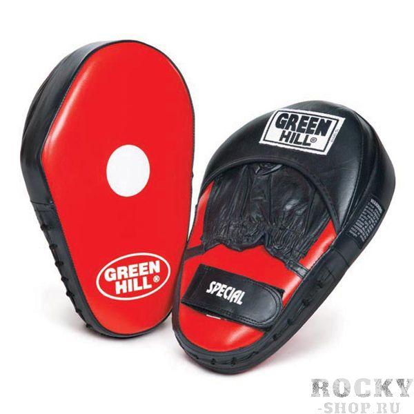 Купить Лапы боксерские special Green Hill FMS-5006 (арт. 9388)