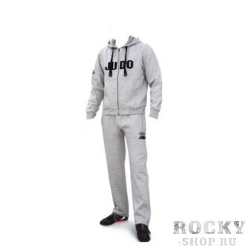 Костюм спортивный мужской judo, Серый Green HillСпортивные костюмы<br>Мужской спортивный костюм. Дзюдо. Состав: 77% Хлопок, 23% Полиэстер.<br><br>Размер INT: XL