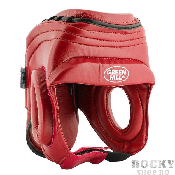Купить Шлем taekwondo Green Hill красный (арт. 9446)