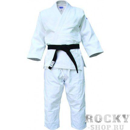 Кимоно для дзюдо MASTER, 160 Green HillЭкипировка для Дзюдо<br>Материал: ХлопокВиды спорта: ДзюдоПрофессиональное тренировочное кимоно дзюдо. Изготовлено из 100% хлопка. Плотность 750 г/м2. На куртке усиленные плечевые швы. Брюки с двойной стежкой. Возможная усадка после стирки-2%<br>