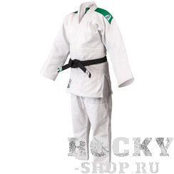 Кимоно для дзюдо olimpic (модель 2014) Green Hill 140 (арт. 9606)  - купить со скидкой