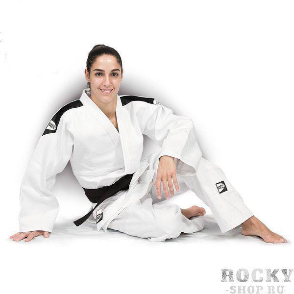 Кимоно для дзюдо professional (модель 2015), Белый Green HillЭкипировка для Дзюдо<br>Материал: ХлопокВиды спорта: ДзюдоКимоно дзюдо PROFESSIONAL. Материал: 100% хлопок. Кимоно предназначено для использования в профиссиональных тренировках. Конструктивная особенность нити делает материал, из которого пошито кимоно, черезвычайно крепким, почти не поддающимся усадке после стирки (+-2%). Плотность 760г/м<br><br>Размер: 5/180