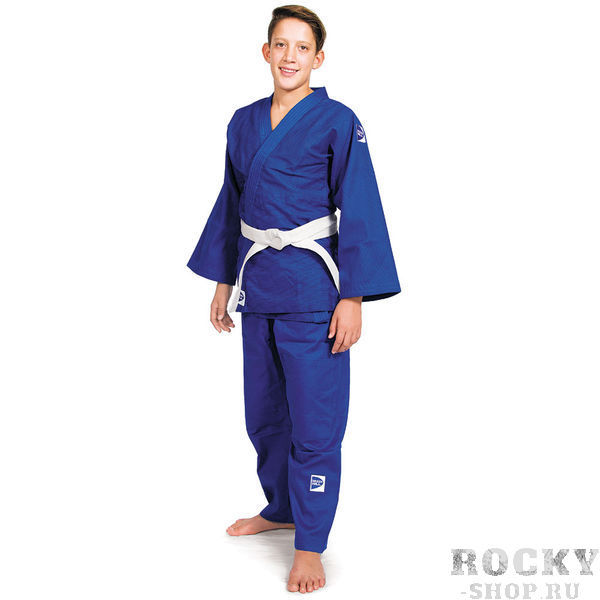 Купить Кимоно для дзюдо club c новым логотипом Green Hill 110 JSС-10202