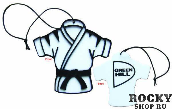 Кимоно сувенирное на подвесе ДЗЮДО Green HillЭкипировка для Дзюдо<br>Материал: пластикКимоно сувенирное на подвесе ДЗЮДО белый, пластик<br>