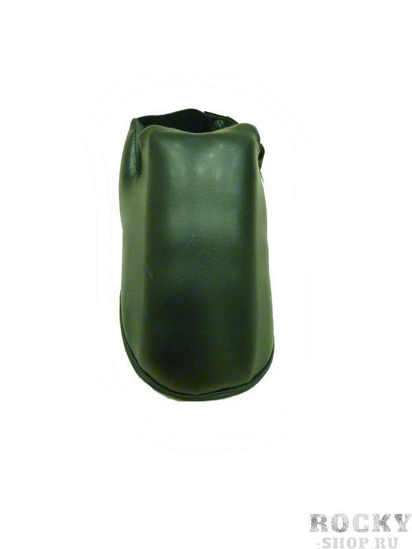 Детские футы KID, Черный Green HillЗащита тела<br>Материал: Искусственная кожаВиды спорта: КикбоксингДетские футы для карате. Материал: кожзам. На щиколотке нога фиксируется резинкой. При выборе, футы должны быть больше на 1-1,5 размера стопы.<br><br>Размер: S