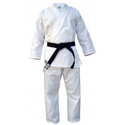 Кимоно Каратэ CLUB, 190 Green HillЭкипировка для Каратэ<br>Материал: ХлопокВиды спорта: КаратэКимоно для занятий карате Club. Материал: 100% хлопок, с поясом. Предназначено для тренировок.<br>