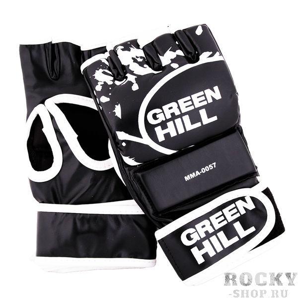Купить Перчатки mma Green Hill черный (арт. 9892)