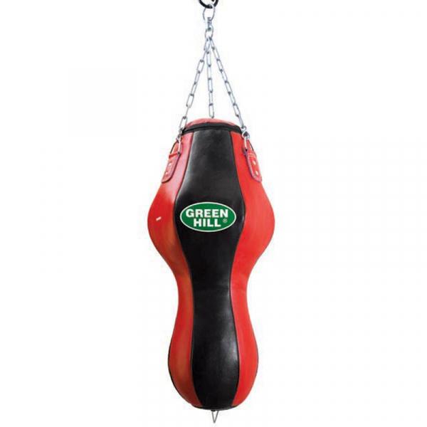 Купить Мешок боксерский фигурный с подвесной системой Green Hill (арт. 9921)