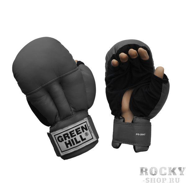 Купить Перчатки для рукопашного боя Green Hill черные (арт. 9933)
