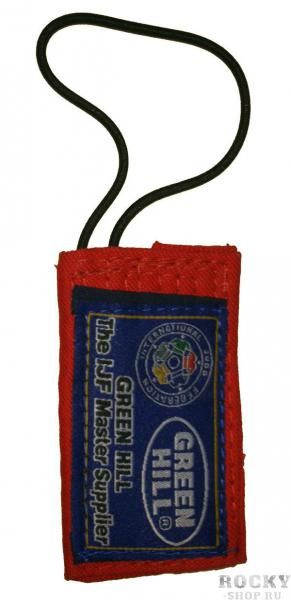 Брелок сувенирный ПОЯС МАЛЫЙ Green HillЭкипировка для Дзюдо<br>Сувенирный пояс. Материал: хлопок.<br>