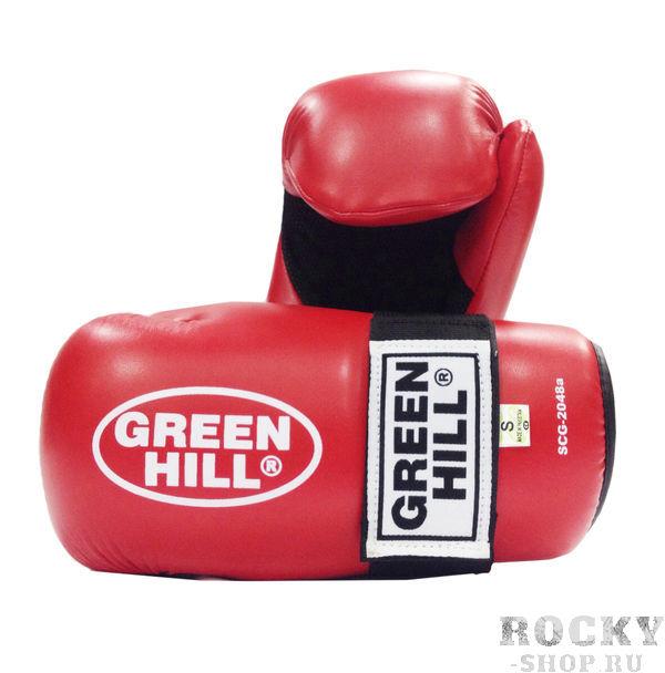 Купить Детские перчатки 7-contact new kids 8-10 лет Green Hill (арт. 9970)