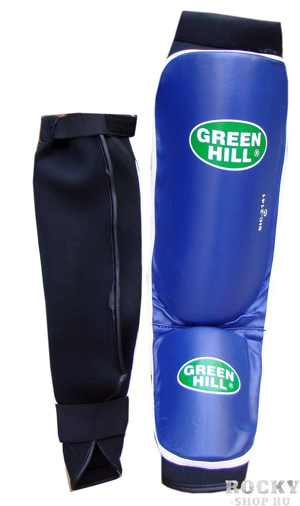 Защита голень + стопа COVER, размер L, L Green HillЗащита тела<br>Материал: ПолипропиленВиды спорта: КикбоксингМатериал: кож. замдлина голени 29 см, ширина голени 15,5 см, длина стопы 15см, ширина стопы 11см. защитная подушка из полипропилена ширина 1,5см.<br><br>Цвет: Синий