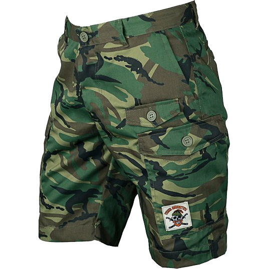Шорты-карго Варгградъ Кукла ВаргградСпортивные штаны и шорты<br>Шорты карго Варгградъ Кукла. На шортах расположено множество карманов. Уход: машинная стирка в холодной воде, деликатный отжим, не отбеливать.<br><br>Размер INT: XL