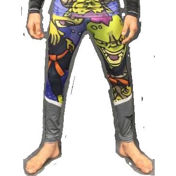 Компрессионные штаны Booster Goblins Gbok And Zok