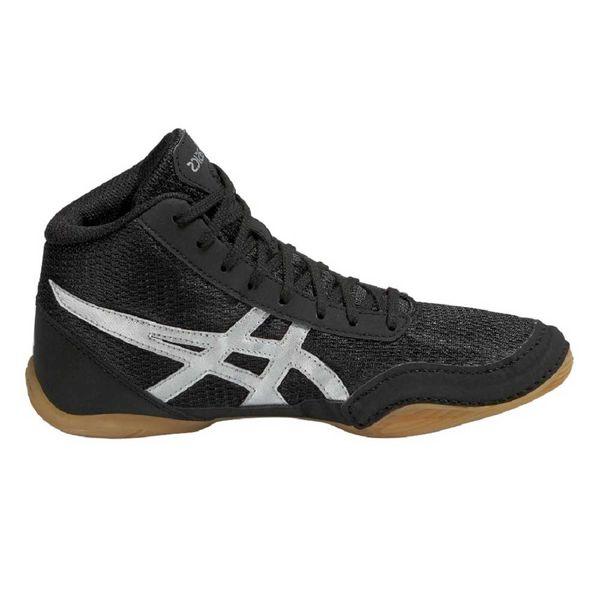 Asics c545n 9093 matflex 5 gs обувь для борьбы детская AsicsЭкипировка для Борьбы<br>Asics MATFLEX 5 GS C545N 9093 - детские борцовки ASICS. Очень удобные и мягкие. Подойдут для начинающих юных спортсменов в разных видах единоборств<br><br>Размер: 1