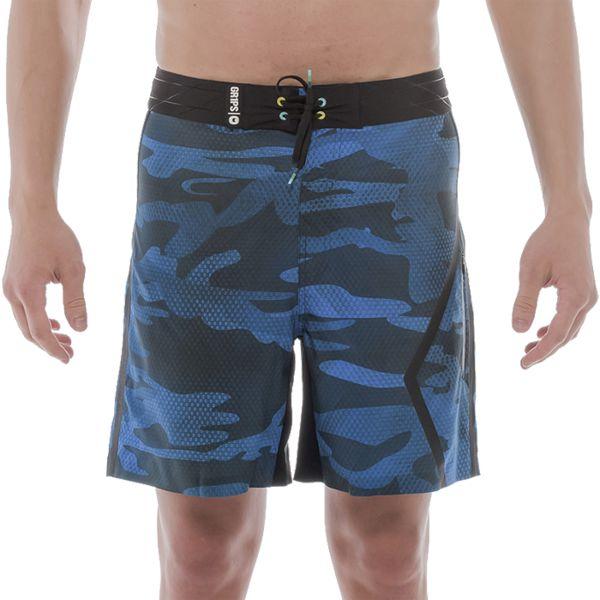 Шорты Grips Tatami Grips AthleticsСпортивные штаны и шорты<br>Шорты Grips Tatami. Очень лёгкие, но прочные шорты. Выполнены из тянущейся ткани. Присутствует боковой карман. Отлично подходят для бега, работы в тренажёрном зале и просто для прогулок. Уход: машинная стирка в холодной воде, деликатный отжим, не отбеливать.<br><br>Размер INT: L