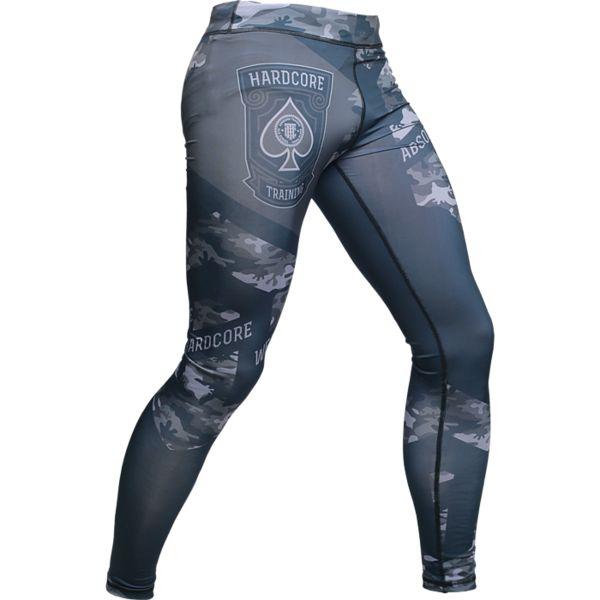 Компрессионные штаны Absolute Weapon Hardcore Training