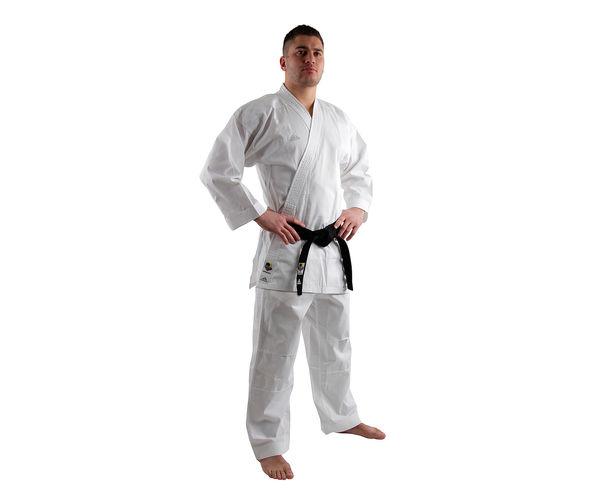 Кимоно для карате Kumite Fighter WKF белое, 165 см Adidas (K220KF)