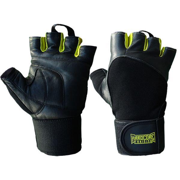 Жимовые перчатки Hardcore Training Hardcore Training