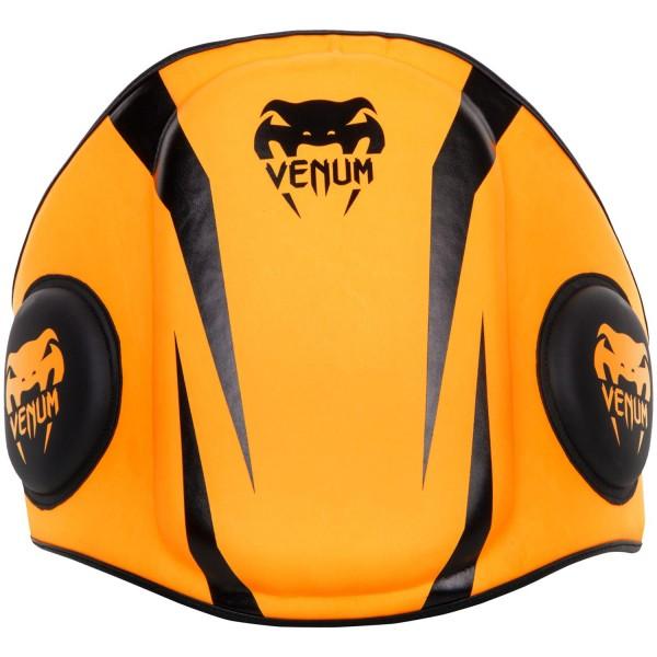 Пояс тренера Venum Elite Body Belly Protector Fluo Orange Venum