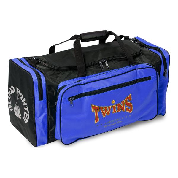 Сумка спортивная Twins Special, Синяя, Синий Special