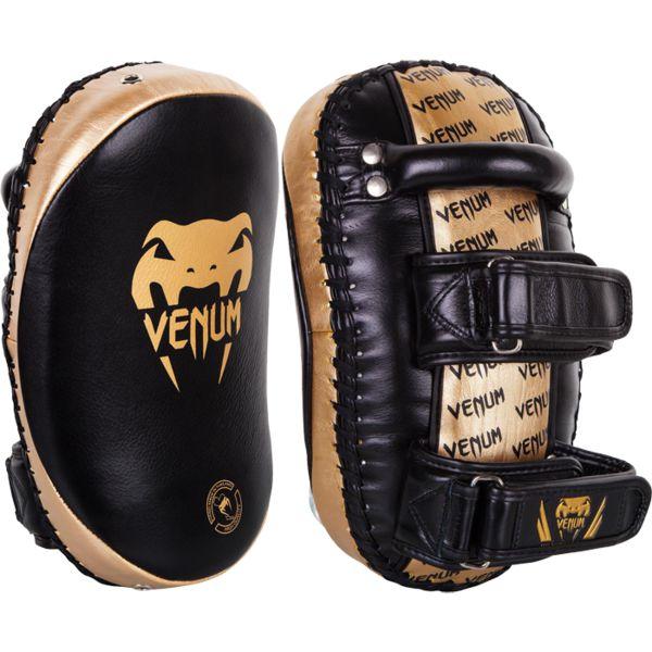 Тайпэды Venum Black/Gold Venum