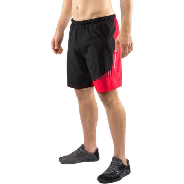 Спортивные шорты Virus ST3 VirusСпортивные штаны и шорты<br>Шорты Virus ST3. Легкая, эластичная ткань в сочетании с новой технологией внутренних швов увеличивает мобильность и подвижность. Великолепно удерживаются на поясе! Имеются боковые карманы. Данные шорты отлично подойдут для кроссфита и работы с железом, для тренировок в зале, так и в качестве прогулочного или даже пляжного варианта. Спортивные шорты очень мягкие и лёгкие, приятные на ощупь, но при этом очень прочные. Быстро сохнут посли стирки. А это значимый фактор для тех, кто занимается каждый день. При создании шорт Virus были использованы материалы, которые не благоприятствуют размножению микробов, из-за которых и возникает неприятный запах. Уход: машинная стирка в холодной воде, деликатный отжим, не отбеливать.<br><br>Размер INT: M
