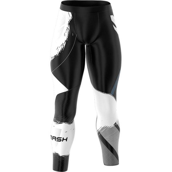 Компрессионные штаны Smmash Classic Smmash FightwearСпортивные штаны и шорты<br>Компрессионные штаны Smmash Classic. Предназначены для улучшения кровообращения в мышцах, что, в свою очередь, способствует уменьшению времени на восстановление полной работоспособности мышцы. За счёт особенностей ткани штаны прекрасно садятся на фигуру, хорошо тянутся, абсолютно НЕ сковывают движения. Приятная на ощупь ткань. Плоские швы не натирают кожу. На компрессионных штанах Smmash присутствуют дышащие вставки. Предназначены для занятий кроссфитом, фитнесом, железным спортом и т. д. . Состав: полиэстер и спандекс. Уход: Машинная стирка в холодной воде, деликатный отжим, не отбеливать.<br><br>Размер INT: M