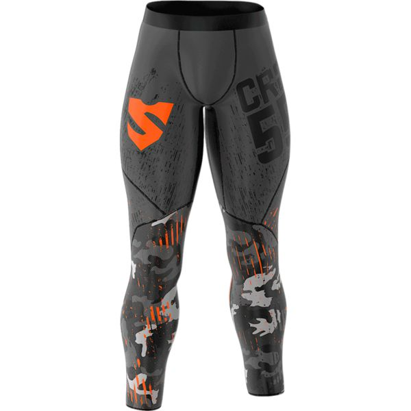 Компрессионные штаны Smmash Moro Smmash Fightwear фото