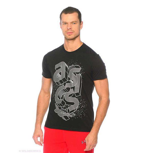 Футболка Asics 134785 0904 block ss top  AsicsФутболки<br>Футболка ASICS 134785 0904 BLOCK SS TOP•Женская футболка от ASICS прекрасно подходит как для занятия спортом, так и для повседневной носки. •Оригинальный графический принт на футболке создает неповторимый стиль и яркий образ. •Мягкая ткань с влаговыводящими свойствами обеспечивает при этом прекрасный воздухообмен.<br><br>Размер INT: L