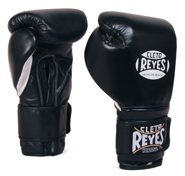 Перчатки боксерские Cleto Reyes, на липучке, 16 унций Cleto Reyes (CЕ616)