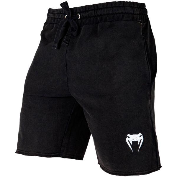 Шорты Venum Hard Hitters VenumСпортивные штаны и шорты<br>Прогулочные шорты Venum Hard Hitters. Легкие шорты, выполненные в винтажном стиле, которые подойдут для повседневных прогулок, для бега и занятий в фитнес клубе. По бокам шорт присутствуют карманы. А так же присутствует карман на задней части шорт. Уход: машинная стирка в холодной воде, деликатный отжим, не отбеливать. Состав: 95% хлопок, 5% спандекс.<br><br>Размер INT: L