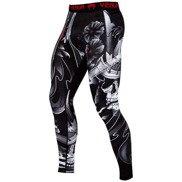 Компрессионные штаны Venum Samurai Skull Venum (PSd-venpan068)