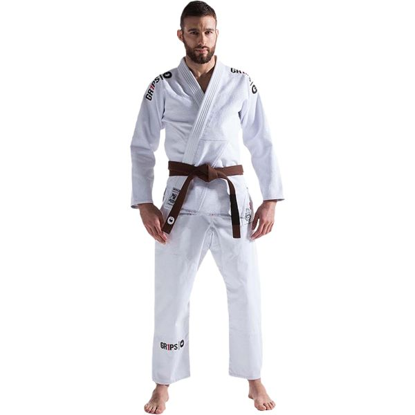 Кимоно для бжж Grips Secret Weapon Evo Grips Athletics (grpbjjk033)