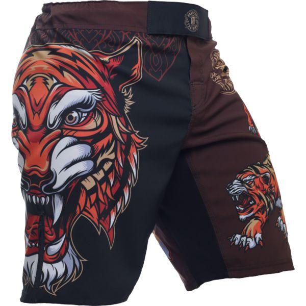 Шорты Hardcore Training Tiger