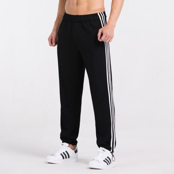 Брюки спортивные Vansydical MBF055 VansydicalСпортивные штаны и шорты<br>Мужские брюки Vansydical MBF055 обеспечивают максимальный комфорт и удобство за счет современных материалов. Страна производитель - Китай.<br><br>Размер INT: L