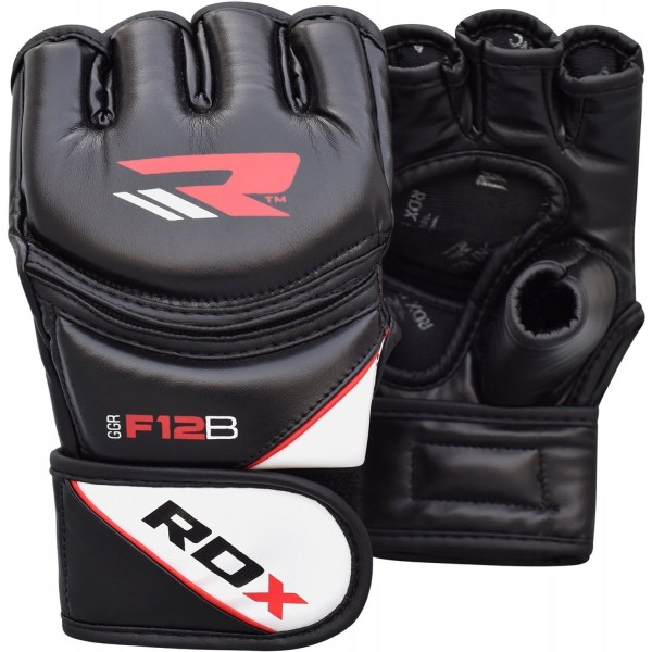 Перчатки ММА RDX GGR-F12B RDX