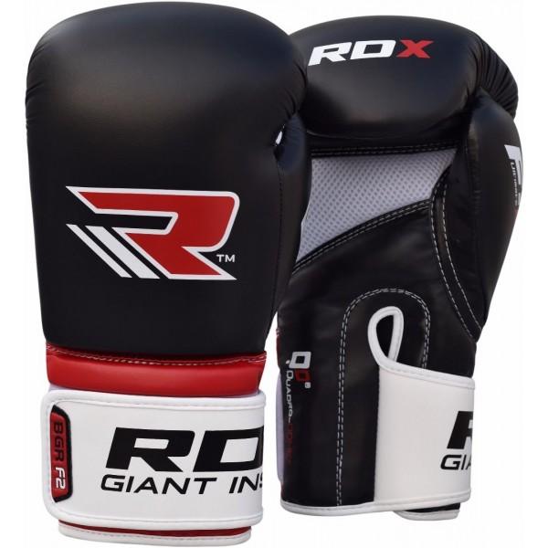 Перчатки боксерские RDX Rex Black, 14 унций RDXБоксерские перчатки<br>Боксерские перчатки RDX Rex - универсальные тренировочные перчатки, которые идеально подойдут как для работы в зале, так и для работы по мешку. Страна производитель - Пакистан.<br>