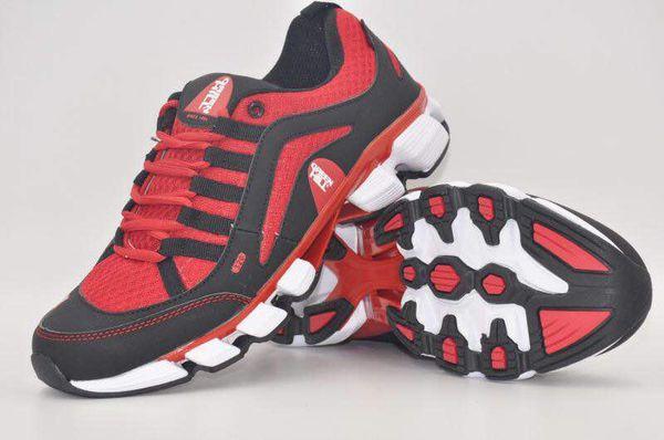 Кроссовки Green Hill a-298m, черные с красным Green HillКроссовки<br>Модель изготовлена из качественного материала практичной расцветки. Подходят как для занятий спортом, так и для повседневной носки. Материал: искусственная кожа, синтетическая сетка.<br><br>Размер INT: 41