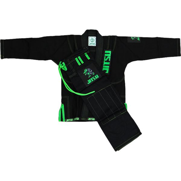 Детское ги для БЖЖ Jitsu Crocodile Jitsu (jitbjjk023)